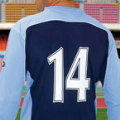 Individual Printed Shirt Numbers